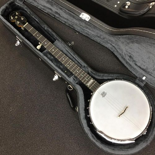 Pilgrim Morning Star Tonering 5 String Banjo (Includes Hard Case) SPECIAL B-STOCK PRICE